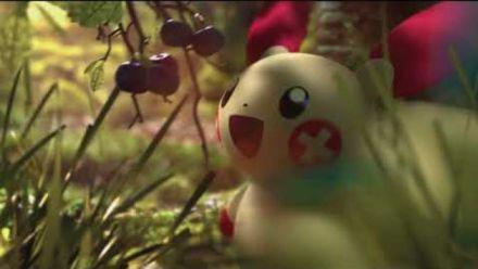 Vidéo : Pokémon Go : Trailer Court Métrage nouveaux Pokémon