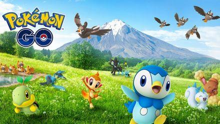 Vidéo : Les Pokémon de la région de Sinnoh arrivent dans Pokémon GO