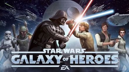 Vidéo : Star Wars Galaxy of Heroes mobiles trailer