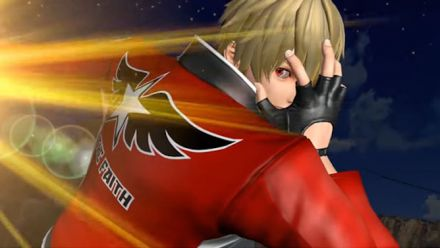 Vid�o : The KOF XIV : Rock Howard personnage