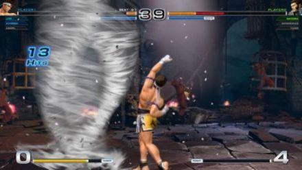 Vid�o : The King of Fighters XIV : Ryuji Yamazaki vs Joe Higashi