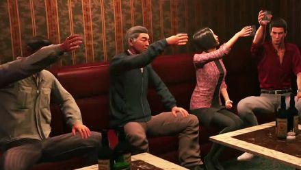 Vid�o : Yakuza 6 PS4 : Bande-annonce activités
