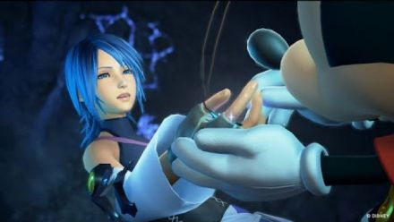 Kingdom Hearts 2.8 : Final Chapter Prologue - Extrait de gameplay