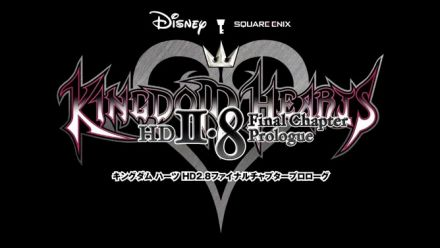 Kingdom Hearts 2.8 Final Chapter Prologue (PS4) - Trailer Tokyo Game Show 2015