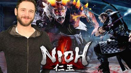 #GameblogLIVE : Venez découvrir Nioh avec Joniwan
