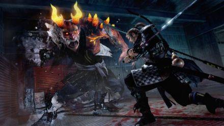 Ni-Oh - Extrait de gameplay du TGS 2015