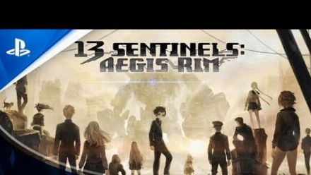 13 Sentinels : 20 minutes de gameplay chez PlayStation Underground
