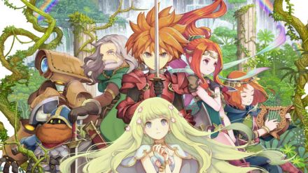 Vid�o : Adventures of Mana - Trailer