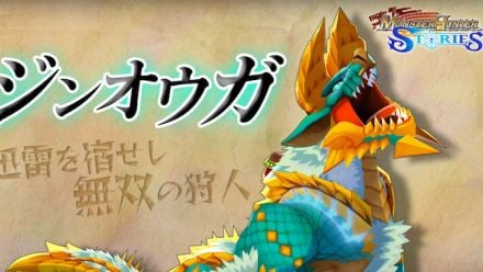 vid�o : Monster Hunter Stories : Zynogre
