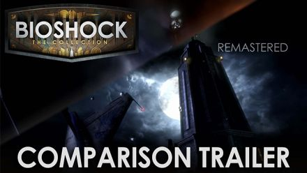 BioShock The Collection : Trailer comparatif