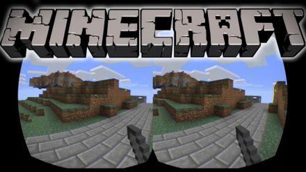 Vid�o : Annonce de la compatibilité Oculus rift de Minecraft Windows 10 Edition