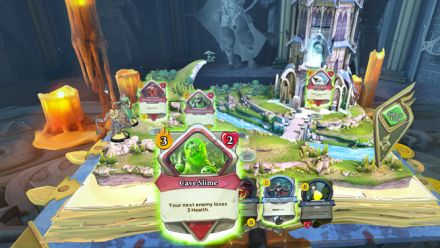 Vid�o : Chronicle RuneScape Legends - Bande annonce