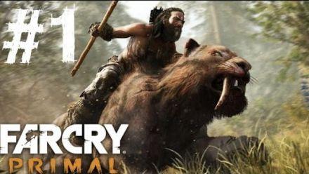 Vid�o : Far Cry Primal - Première heure de jeu