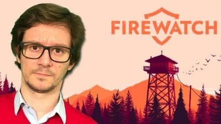 Vid�o : TEST Vidéo de Firewatch