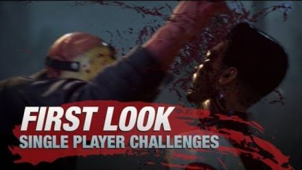 Vidéo : Friday the 13th : Aperçu Single Player Challenges