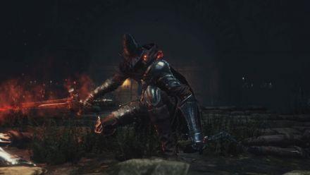 Vid�o : Dark Souls III : un joueur bat le Veilleurs des Abysses, avec un tapis de danse