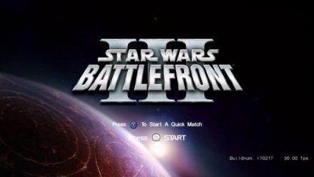 Vid�o : La vidéo de Battlefront 3 par des fans