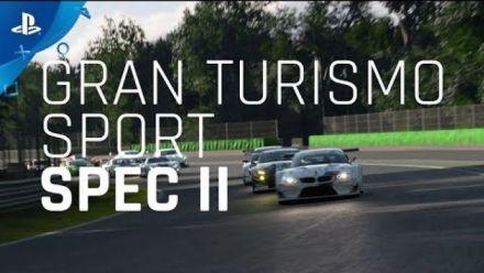 Gran Turismo Sport Spec II | Exclu PS4