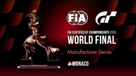 FIA GT Championships 2018 | Manufacturers Series | Finale mondiale | Finale