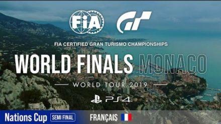 vidéo : [Français] FIA GT Championships 2019 | Nations Cup | Finale mondiale | Demi-finale