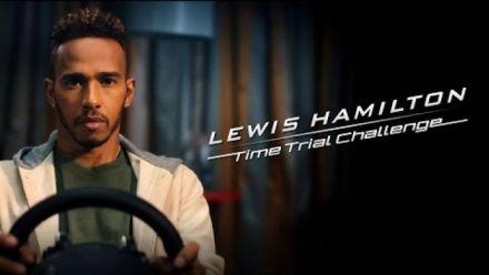 Vidéo : Lewis Hamilton Time Trial Challenge