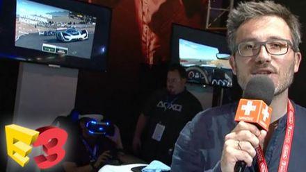 E3 2017 : Nos impressions de Gran Turismo Sport en VR