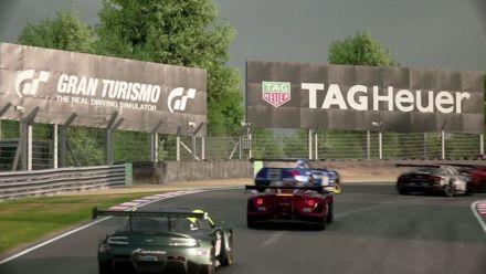 Gran Turismo Sport : annonce du partenariat avec TAG Heuer