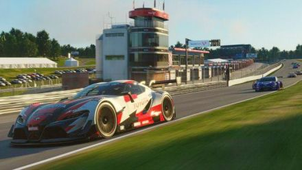Gran Turismo Sport : extended trailer