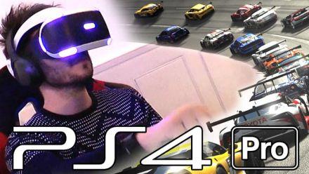 Vid�o : Gran Turismo Sport : on l'a testé sur PS4 Pro et PlayStation VR