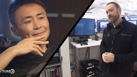 Teaser -Turbo du 03/04/16 : Portraits de Kazunori Yamauchi (Gran Turismo) et Dan Greenawalt (Forza Motorsport)