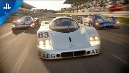 Vidéo : GT Sport : 24 Heures du Mans 1.19