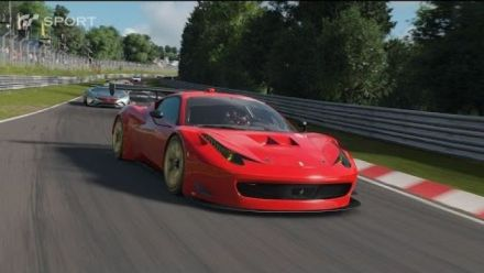 vid�o : Gran Turismo Sport - Gameplay 4