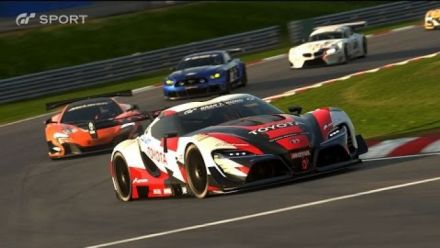 vid�o : Gran Turismo Sport - Gameplay 6