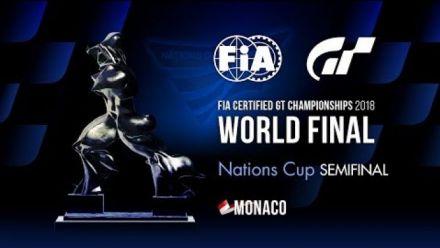 FIA GT Championships 2018 | Nations Cup | Finale mondiale | Demi-finale