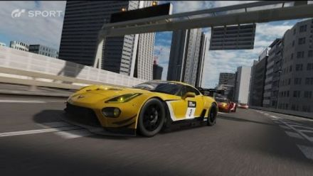 vid�o : Gran Turismo Sport - Gameplay 2