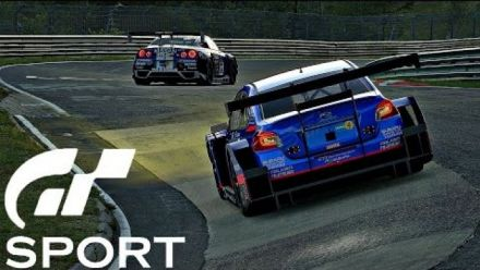 Gran Tursimo Sport - Nissan GT-R Nismo GT3