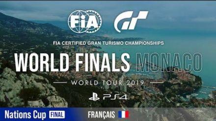 [Français] FIA GT Championships 2019 | Nations Cup | Finale mondiale | Finale