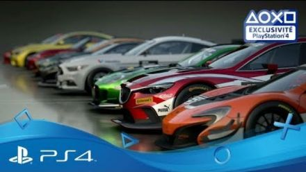 vidéo : GT Sport : Les Voitures PS4