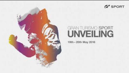 Gran Turismo Sport : Live Sony UK 19 Mai 2016