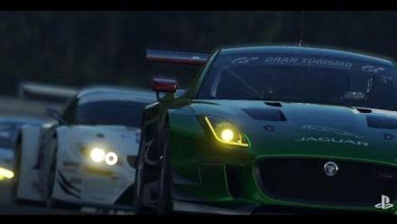 vidéo : Gran Turismo Sport - Jaguar F-Type GT3