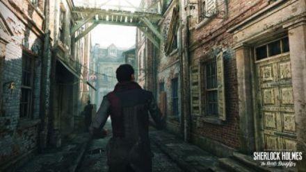 Vid�o : Sherlock Holmes 8 : Vidéo de gameplay commentée