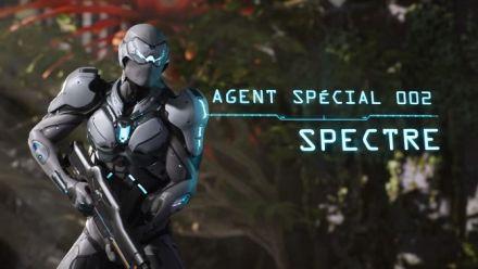Vid�o : Spectre, un nouveau personnage pour Paragon