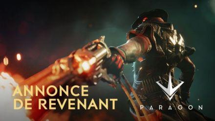 Vid�o : Paragon - trailer de Revenant
