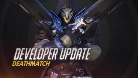 Vid�o : Overwatch : annonce du Deathmatch par Jeff Kaplan