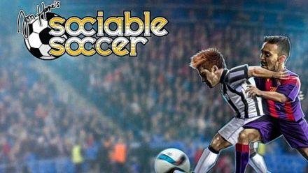 Vid�o : Sociable Soccer : annonce par Jon Hare