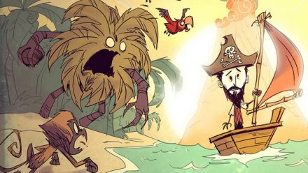 Vid�o : Don't Starve Shipxwrecked : trailer d'annonce