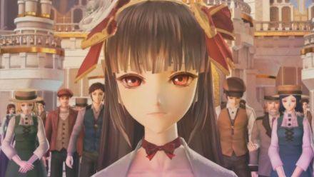Vid�o : Valkyria Azure Revolution Trailer princesse Ophelia