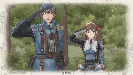 Valkyria Chronicles Resmastered : Trailer d'annonce européenne