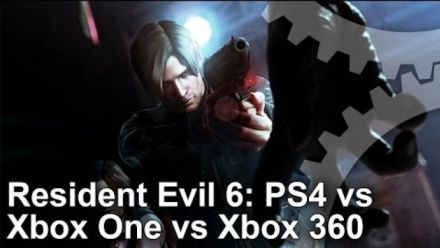 Vidéo : Resident Evil 6 - Comparatif framerate entre versions PS4, Xbox One et Xbox 360