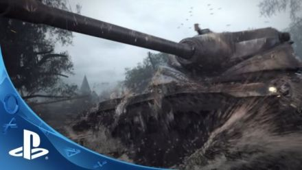 Vid�o : Trailer de lancement World Of Tanks PS4